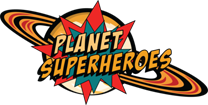 Planet Superheroes screenshot
