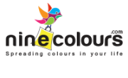 nine colours coupons