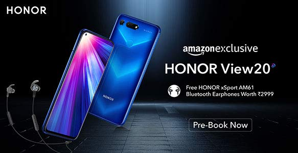 honor view 20 offers